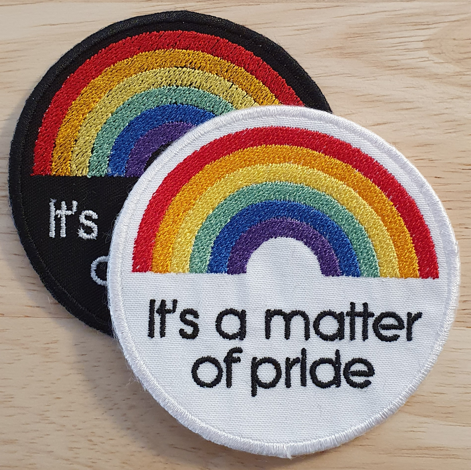 It's a Matter of Pride