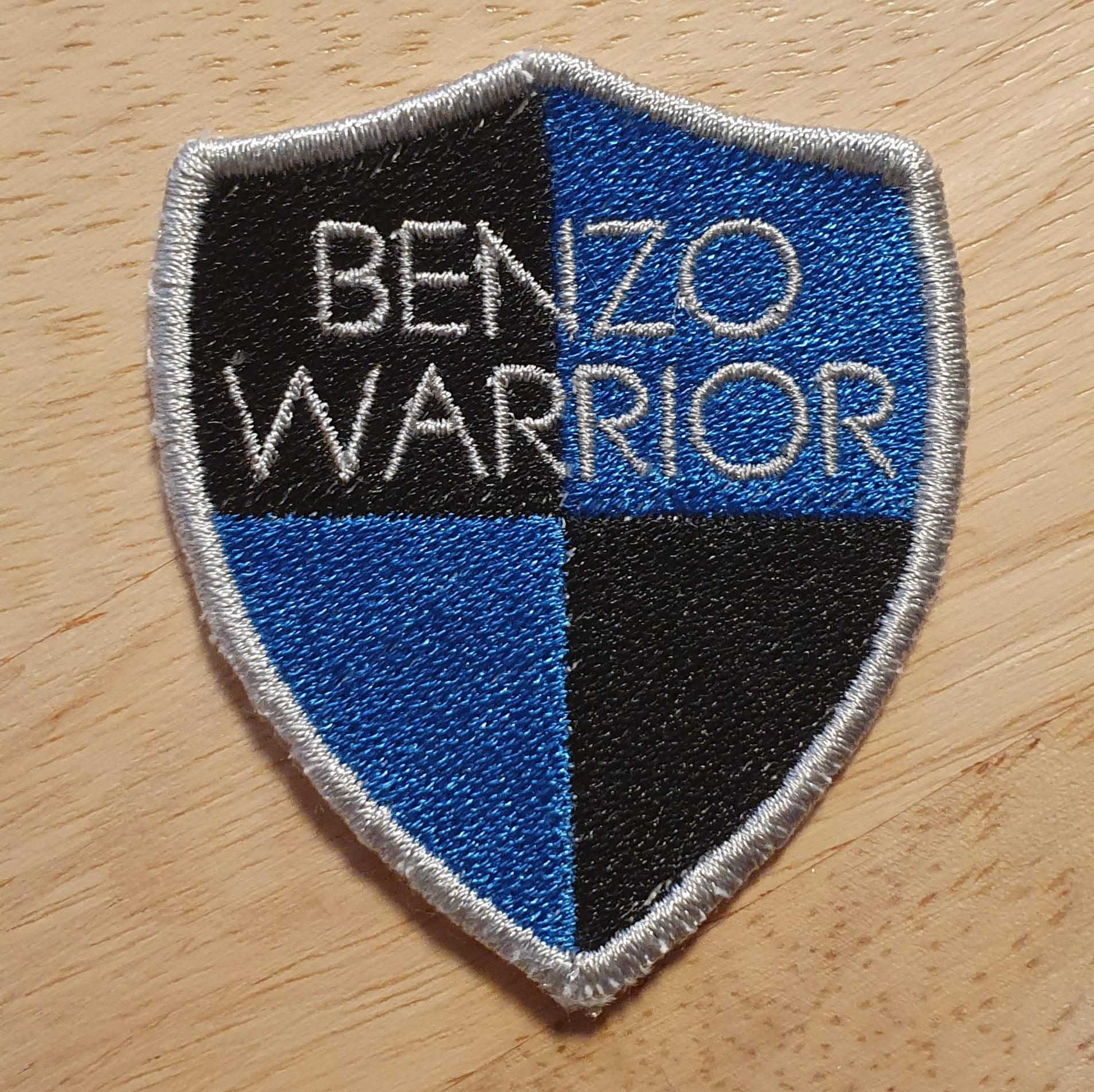 Benzo Warrior